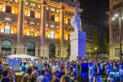21 Giugno 2016 Festa della Musica Milano Piazza Degli Affari