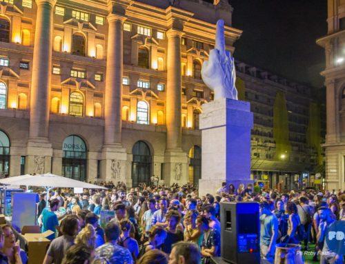 Festa della Musica 2016 Milano Piazza Degli Affari